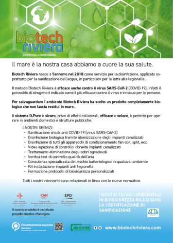 Biotech Riviera - chi siamo