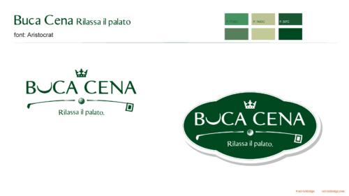 Ristorante Buca Cena - Federico Crespi & Associati