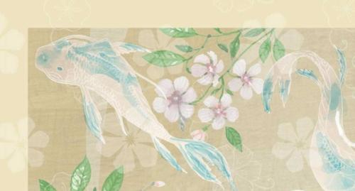 Studio per stampa di foulard in seta